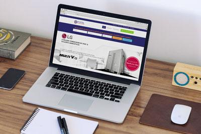 Criação de Identidade Visual e Site para Empresa de Ar Condicionado