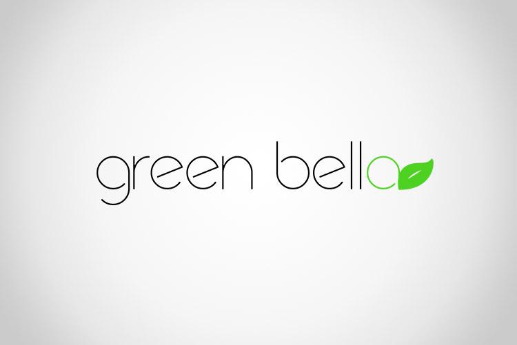 Criação de Logotipo Green Bella
