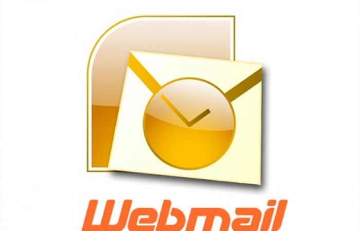 Webmail no outlook 2010