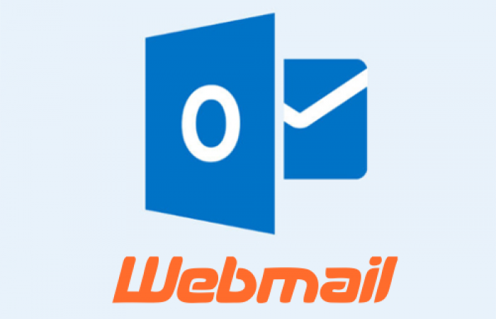 Webmail no outlook 2013