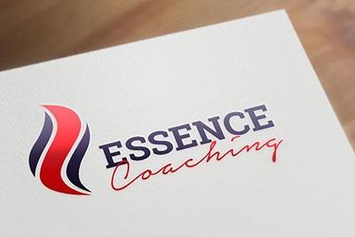 Criação de identidade Visual Essence Coaching - Identidade completa