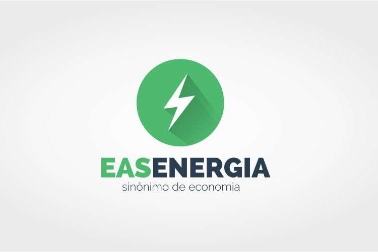 Criação de Logotipo EAS Energia