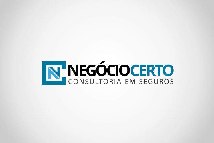 Criação de logotipo Negócio Certo
