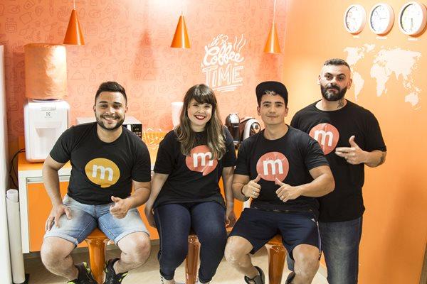 Equipe Agência Master12 - Time Marketing