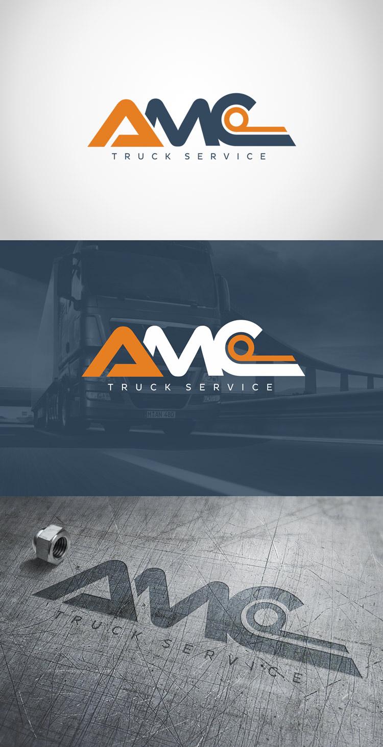 Criação de logotipo Auto Molas Clara