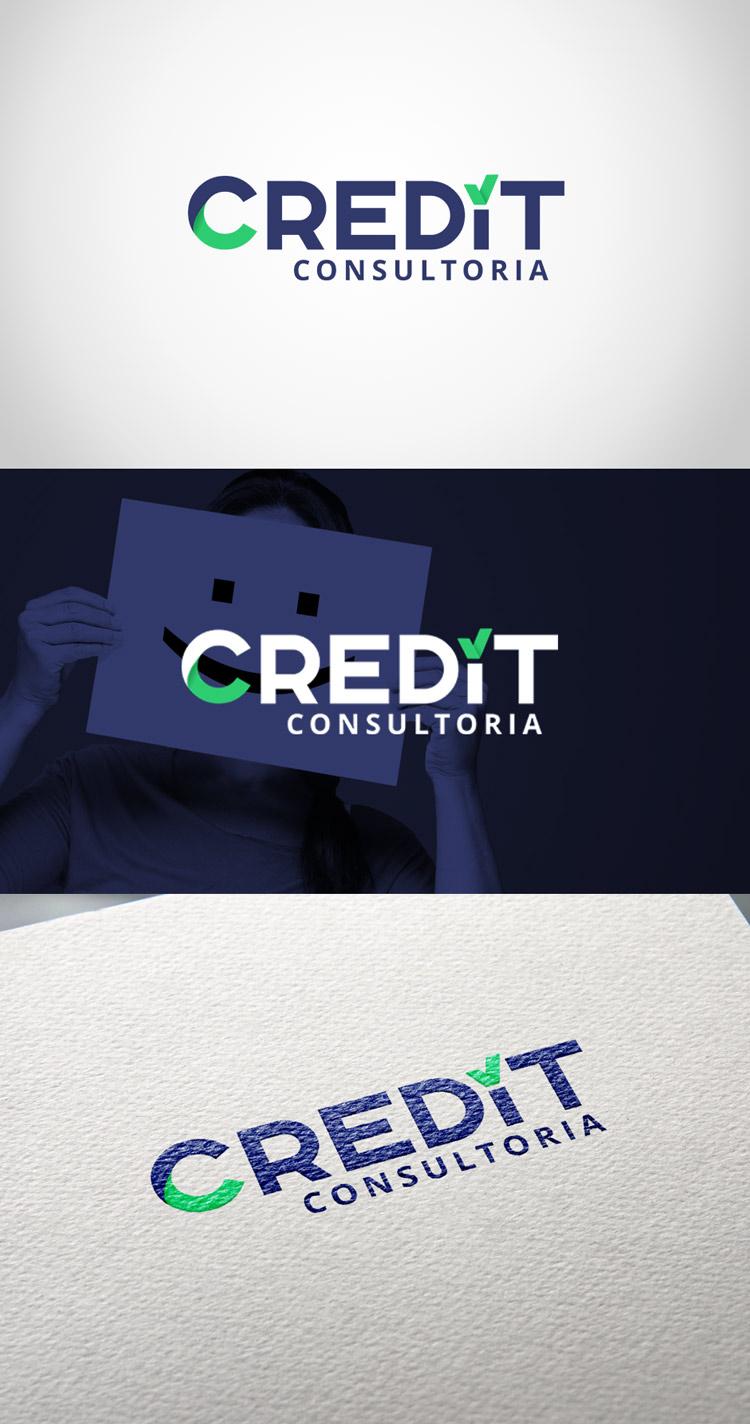 Criação de logotipo Credit Assessoria