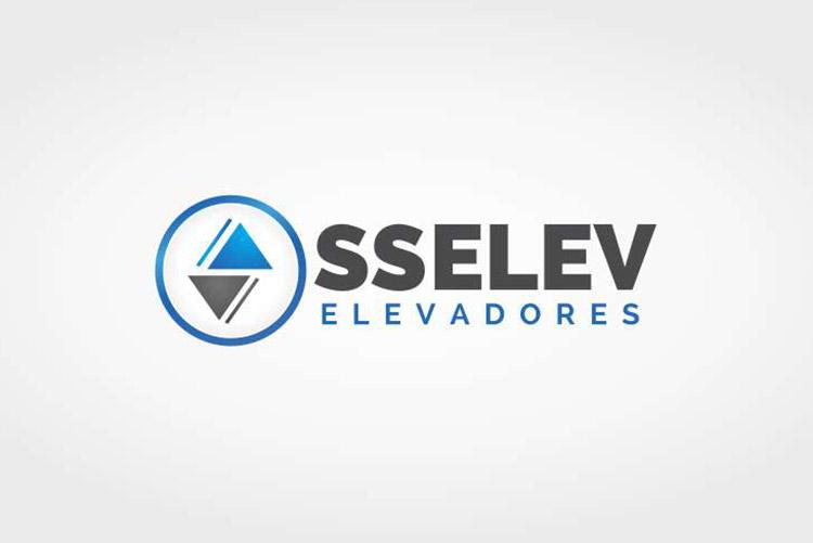 Criação de logotipo SS Elevadores