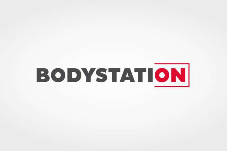 Criação Logotipo Loja Fitness Bodystation