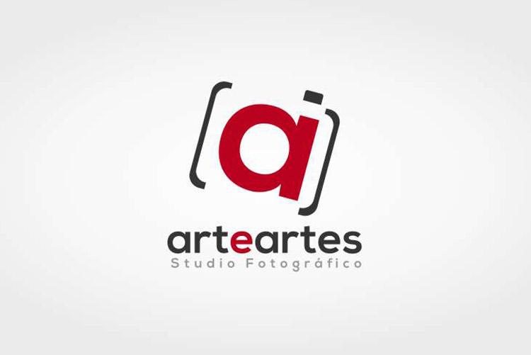 Criação de logotipo Arte Artes