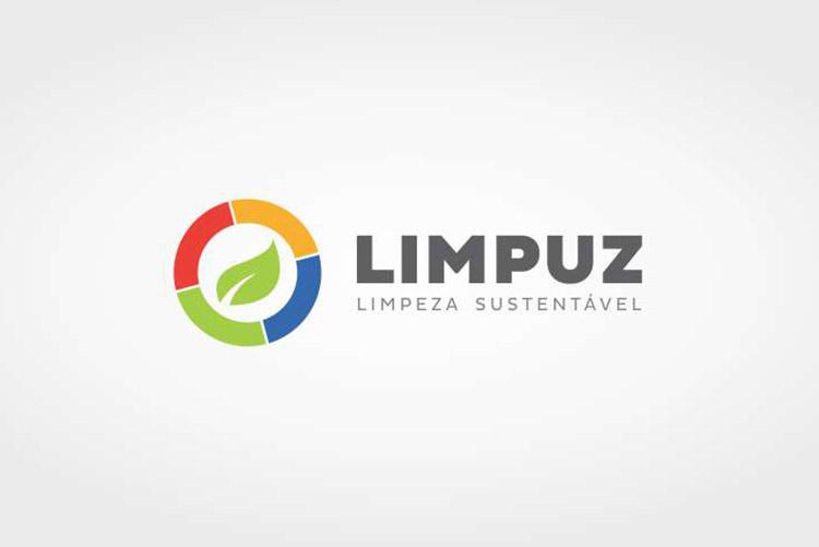 Criação de logotipo Limpuz