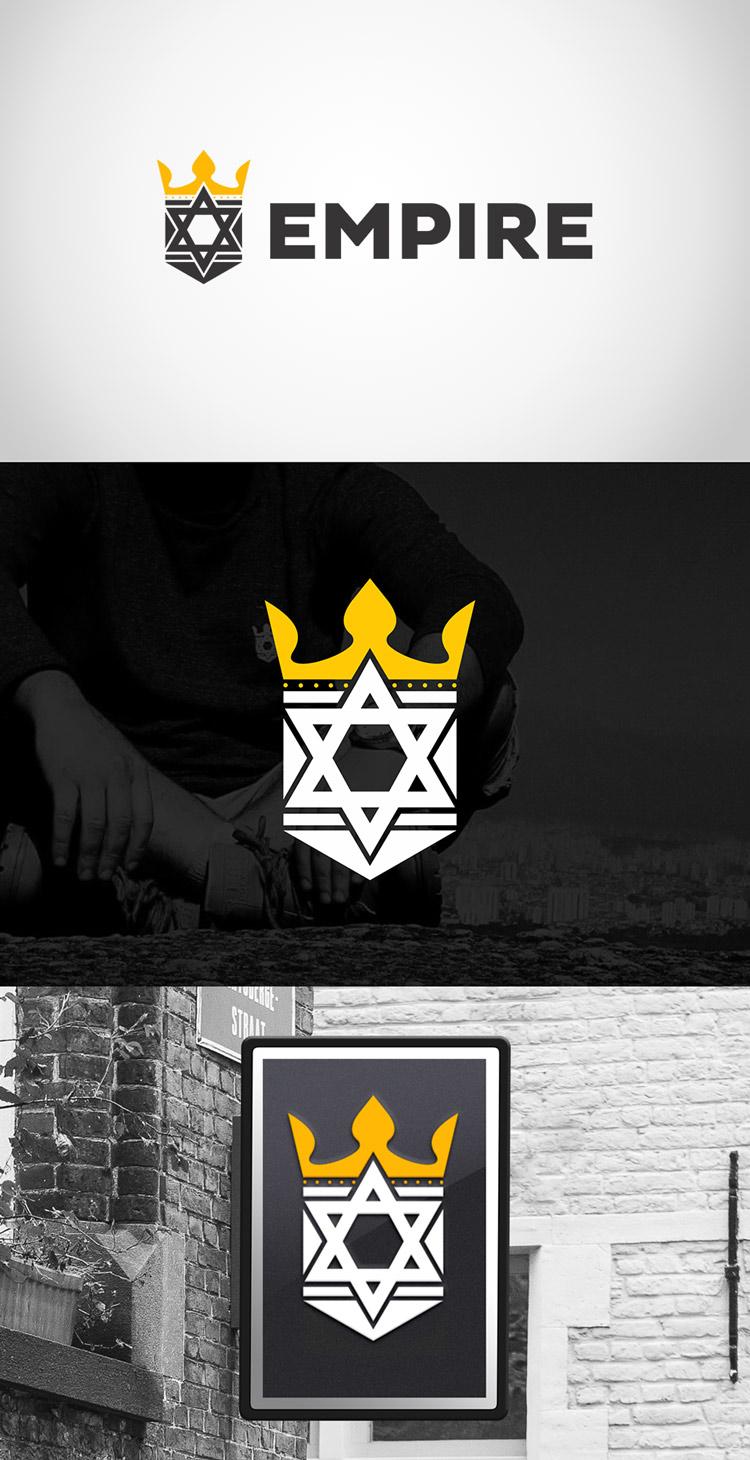 Criação de logotipo empire