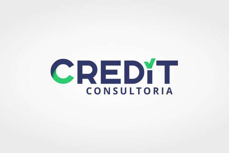 Criação de logotipo Credit Consultoria