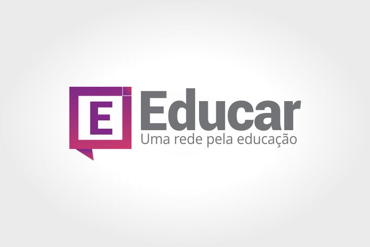 Criação de logotipo Educar