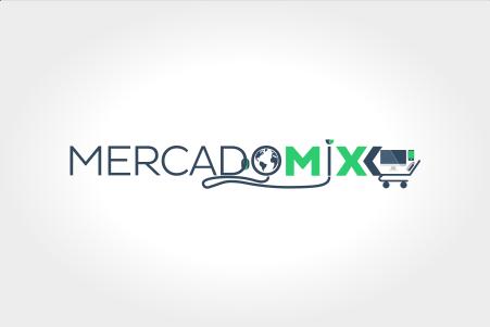 Criação de logotipo Mercado Mixx