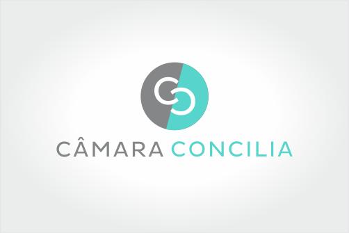 Criação de Logo Câmara Concília