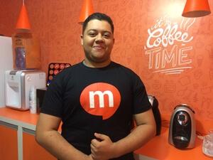 Sergio Cézar Developer Agencia Master 12